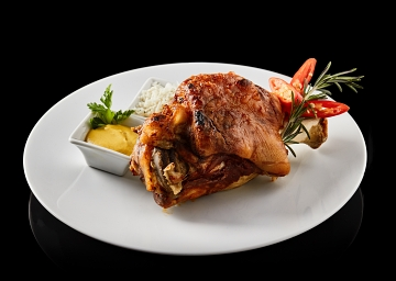 We offer Czech and international dishes